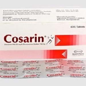 Cosarin- 750 mg+50 mg Tablet ( Opsonin )