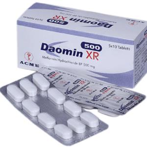 Daomin XR- Tablet 500 mg Acme pharmacitical