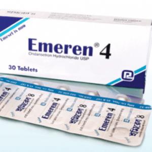 Emeren- Tablet 4 mg reneta