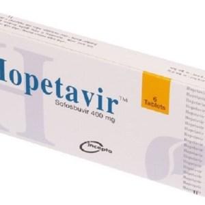 Hopetavir - 400 mg Tablet ( Incepta )