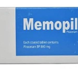 Memopil - 800 mg Tablet ( ACI )