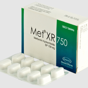 Met XR- Tablet 750 mg Opsonin Pharma Ltd