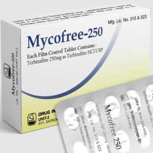 Mycofree- Tablet 250 mg Drug international