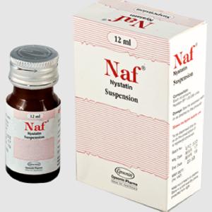 Naf- Oral Suspension 12 ml bottle opsonin pharma