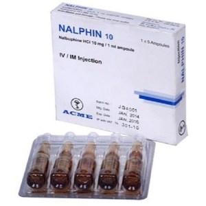 Nalphin- IM-IV Injection 10 mg-ml - 1ml ampoule(ACME Laboratories Ltd)
