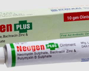 Neogen Plus - Ointment 10 gm tube general pharma