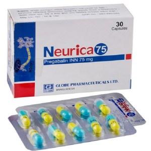 Neurica- 75 mg Capsule ( Globe )