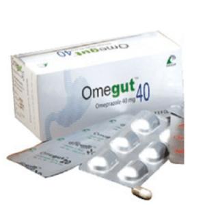 Omegut- Capsule 40 mg popular pharma