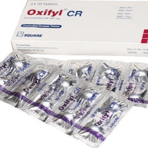 Oxifyl CR - 400 mg Tablet (Square Pharmaceuticals Ltd)