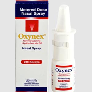 Oxynex- Nasal Spray 200 metered Opsonin Pharma Ltd