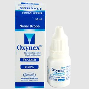 Oxynex- Nasal drop 0.05 Opsonin Pharma Ltd