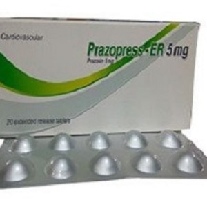 PrazopressER - 5 mg Tablet ( Unimed )