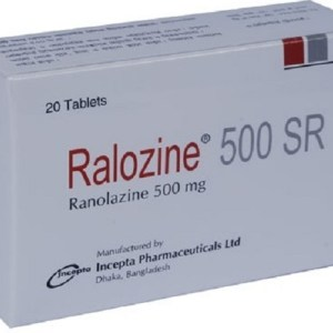Ralozine SR - 500 mg Tablet( Incepta )