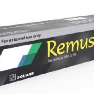 Remus- Ointment 0.1% - 30gm sqaure