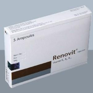 Renovit- IM Injection 3 ml ampoule ( Healthcare )