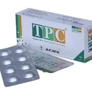 TPC- Tablet 100 mg+200 mg+200 mcg ( ACME )
