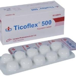 Ticoflex - 500 mg Tablet(Incepta Pharmaceuticals Ltd.)