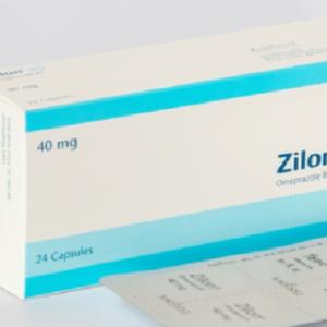 Zilon- Capsule 40 mg Radiant pharma