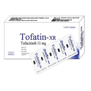 Tofatin Tablet Tofacitinib 5 mg Ziska Pharmaceuticals Ltd.