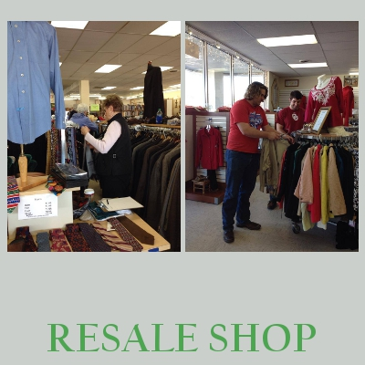 LifeSavers resale shop