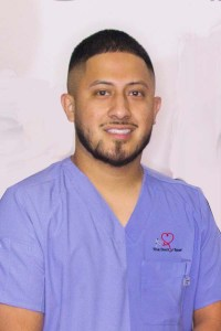 Andres Pineda medical assistant