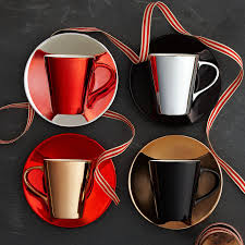 Set of 4 Cups & Saucers $29