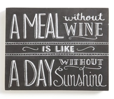'Without Wine' $28