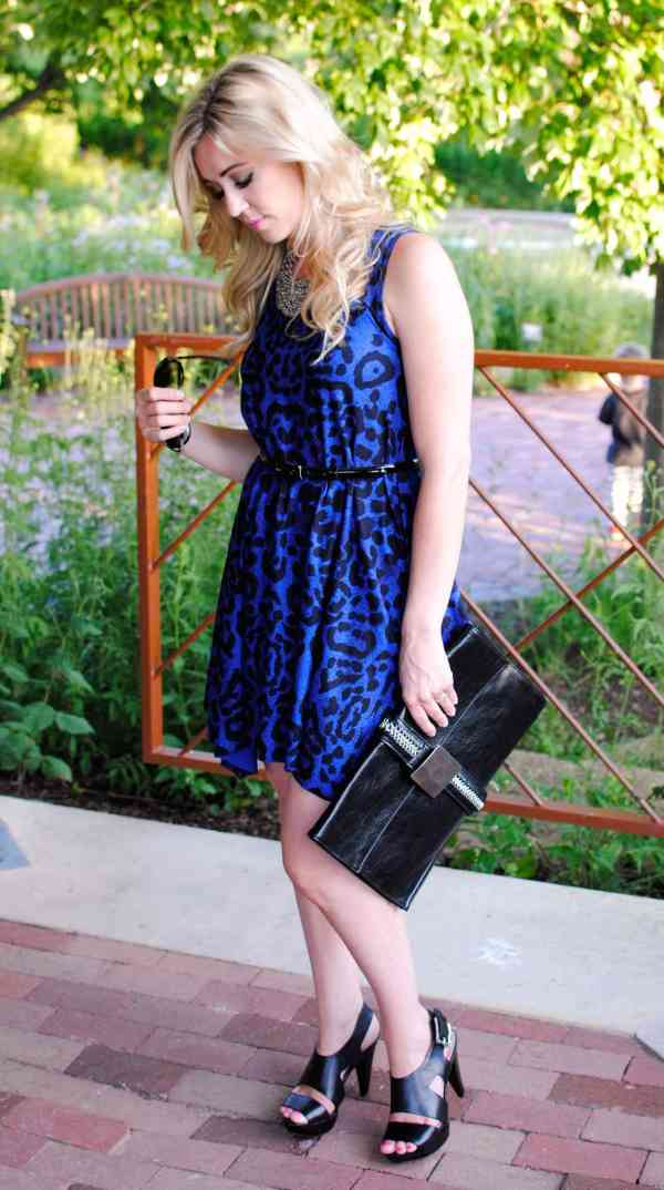 Nordstrom dress belted