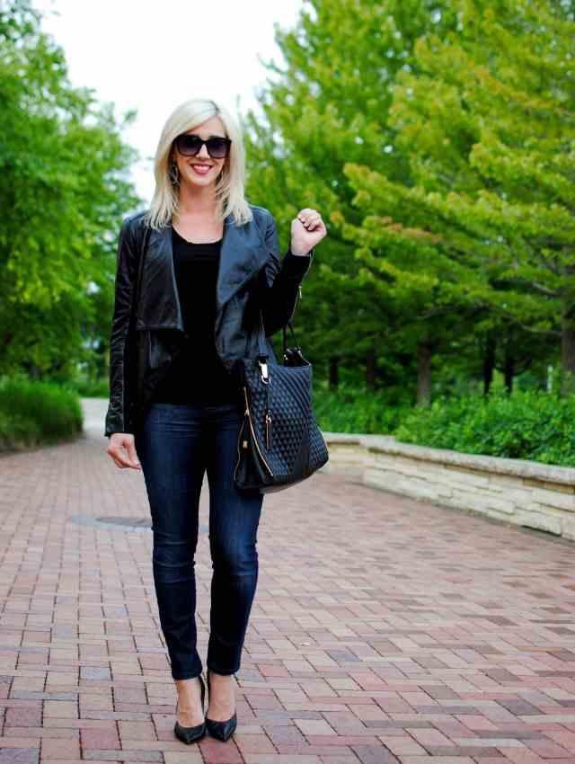 favorite leather jacket