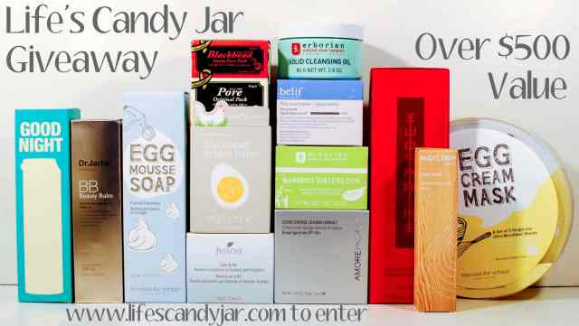 life's candy jar giveaway