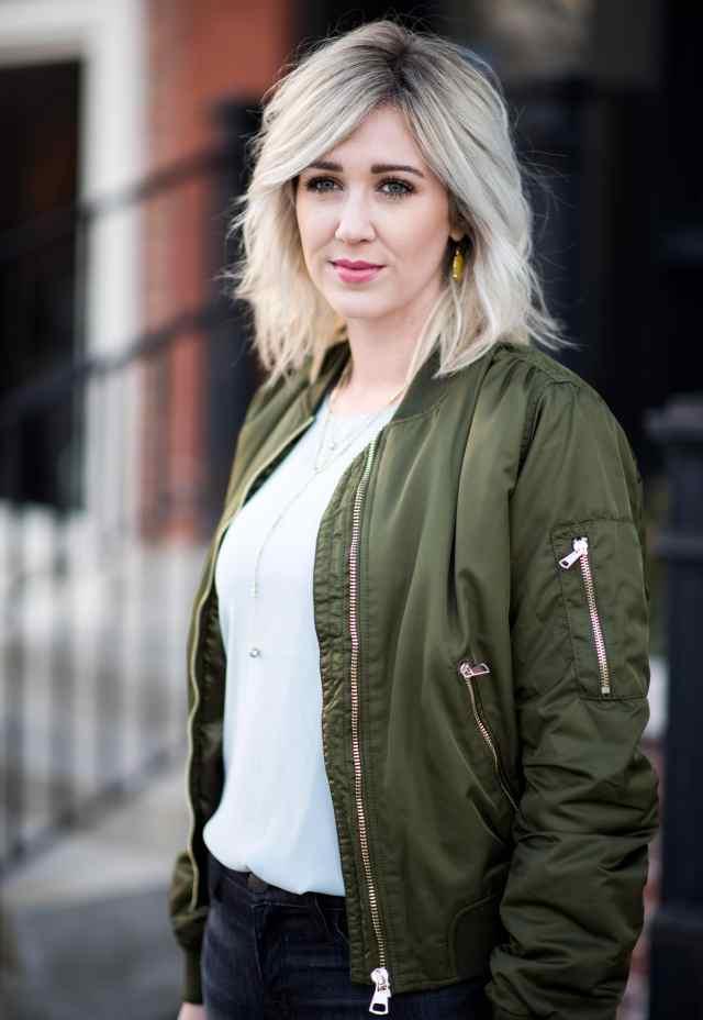 topshop bomber jacket