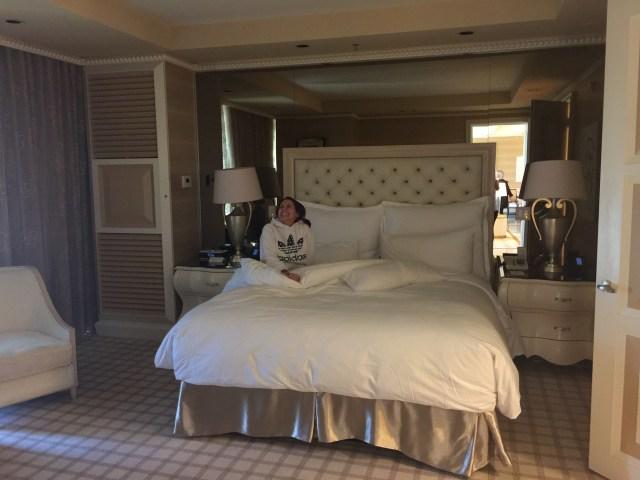the wynn bedroom