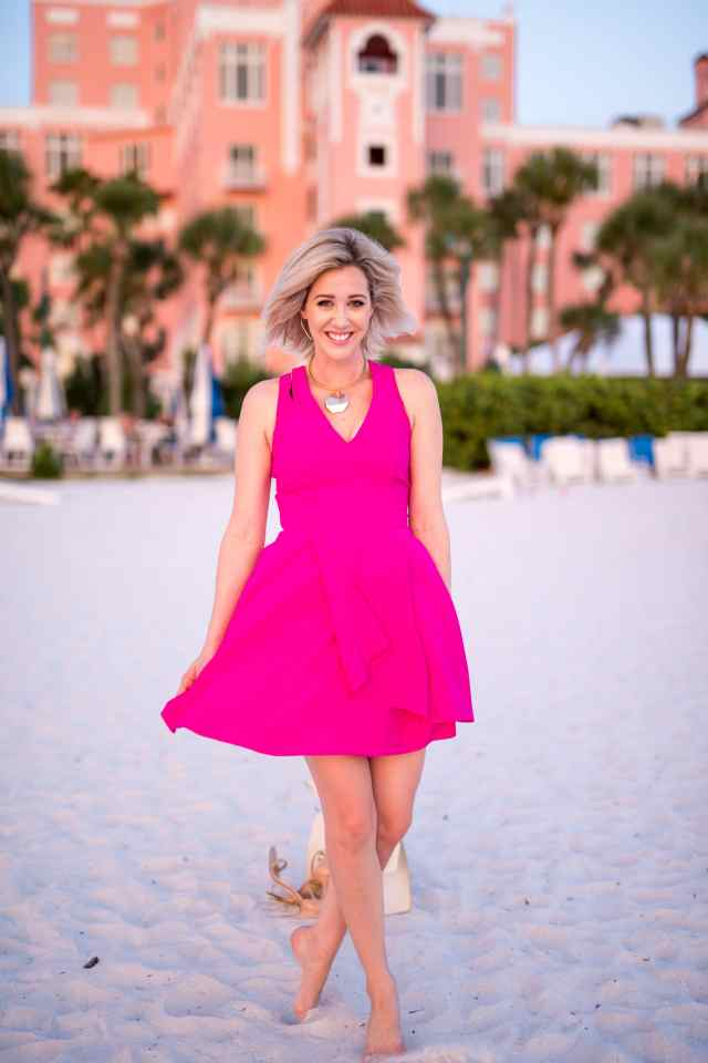 451 ReviewWrite a Review FacebookSharePin It+ More close popover TwitterTweetg+Share Adelyn Rae Asymmetrical Ruffle Fit & Flare Dress