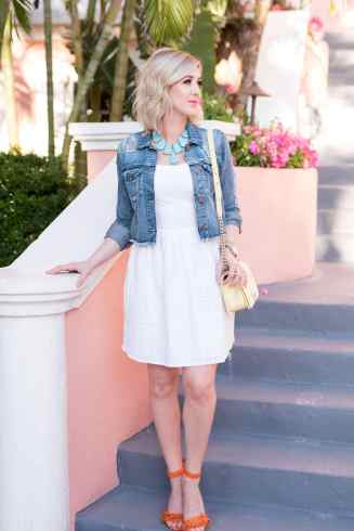 Dressy Casual Spring Look