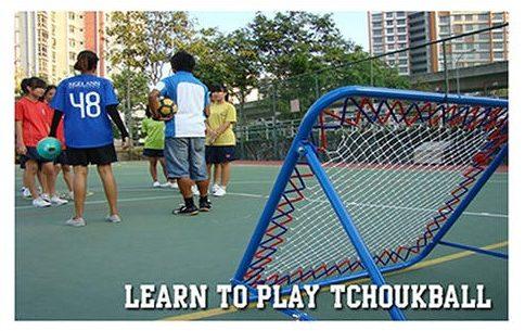 Tchoukball Programme The Essential Lifeskills