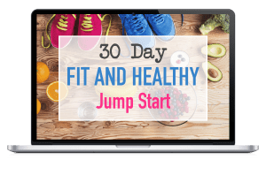 Fit and Healthy Laptop