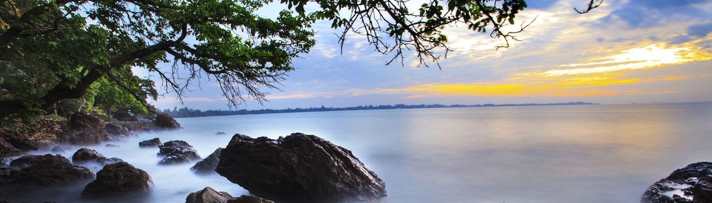 mystical-beach-at-sunset