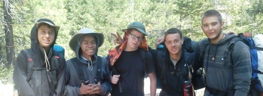 Teen-Wilderness-Adventure-Camps - California