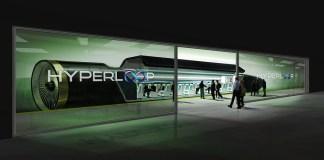 Hyperloop transportation - Lifestan