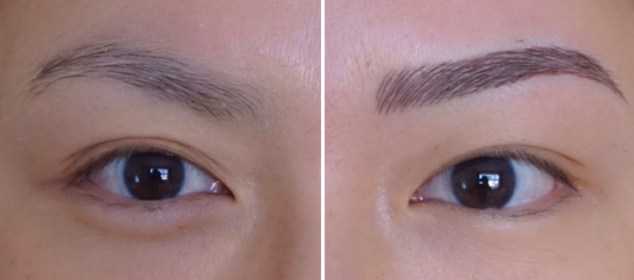 what is eyebrow feathering | lifestan
