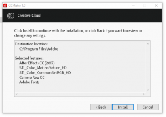 Adobe after effects - Lifestan