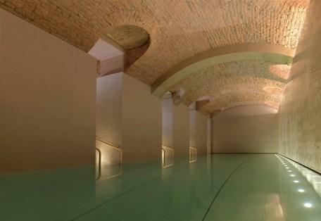 Four Seasons Hotel Milano, Swimming pool