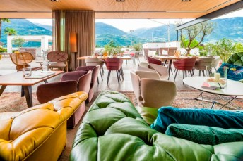 Lounge Bar - Hotel Muchele