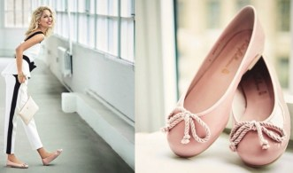 Pretty Ballerinas x Olimpia of Greek_LookbookSS1908