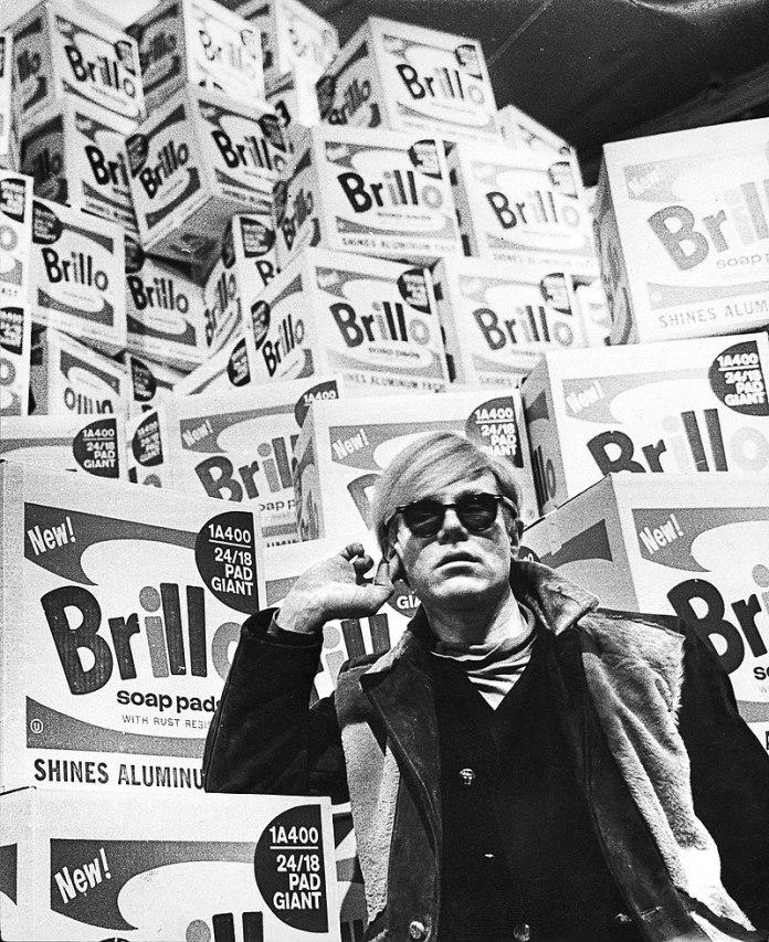 Stockholm Brillo Boxes