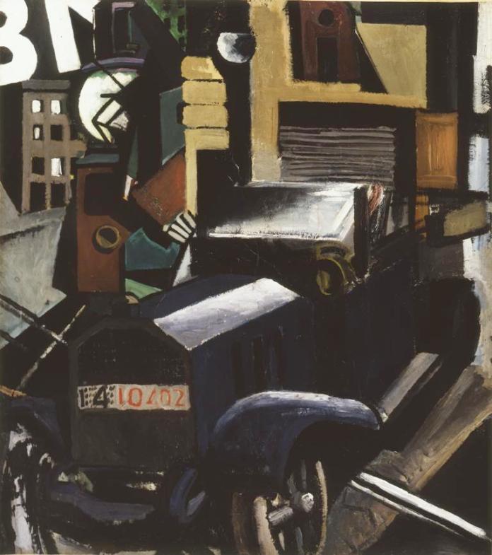 Mario Sironi mostra Novecento Milano