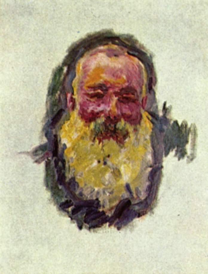 Autoritratto 1917 Parigi, Musée d'Orsay