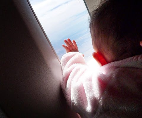 SQ 237 – Dana's 1st Flight – To Melbourne we go!