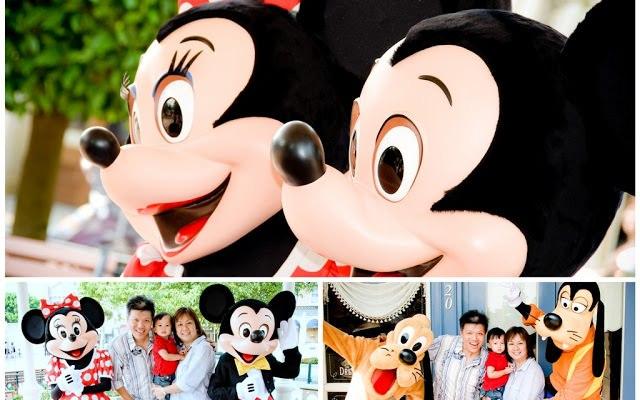 Dana Tours HK Disneyland!