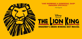 Hakuna Matata – Dana loves The Lion King!